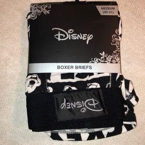 Disney Mickey Mouse Boxer Briefs medium 30-31